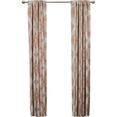 "Rahal Blackout Single Curtain Panel-108"" L x 50"" W - Wayfair"