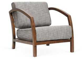 Velda Accent Chair - One Kings Lane