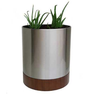 Knox Round Pot Planter - Small - AllModern