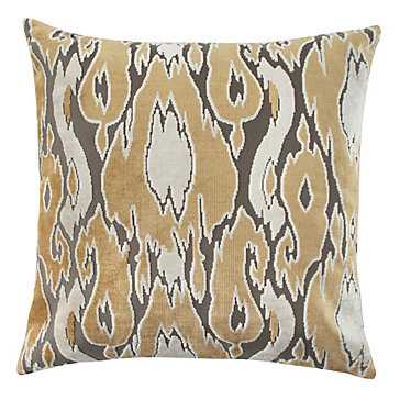 "Kinsley Pillow 24"" - Feather/Down Insert - Z Gallerie"