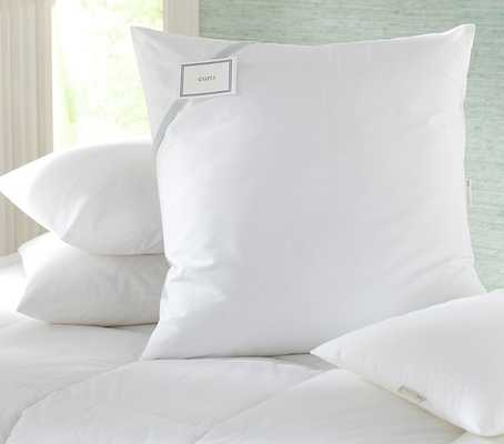 Luxury Loft Down Alternative Pillow Insert - Euro - Pottery Barn Kids