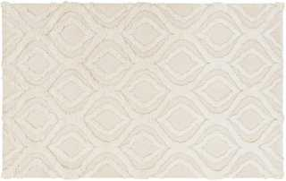 2'x3' Leone Flat-Weave Rug, Neutral - One Kings Lane
