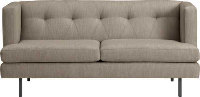 Avec apartment sofa - Buster flax - CB2