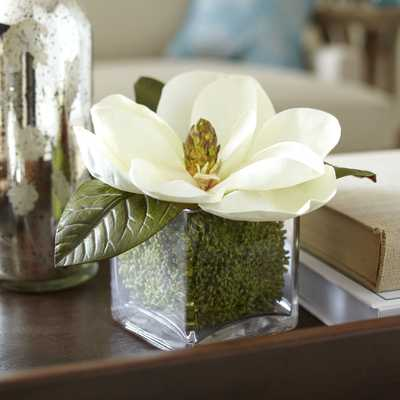 Faux Magnolia Bloom - Birch Lane