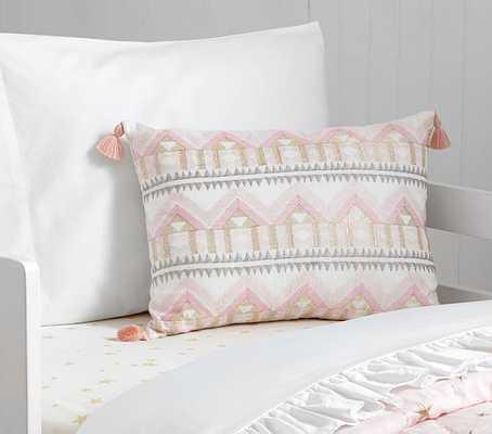 """The Emily & Meritt Decorative Pillows - Sweet Traveler-12"""" x 16""""-Insert sold separately - Pottery Barn Kids"""