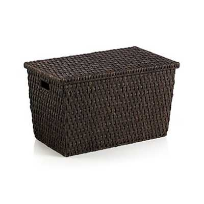 Guapo Large Trunk - Crate and Barrel