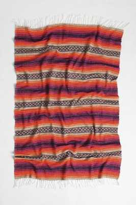 Woven Stripe Beach Blanket - Urban Outfitters