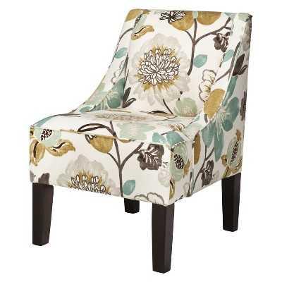 Hudson Swoop Arm Chair - Target