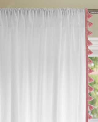 French Tassel Window Panel - Serena and Lily