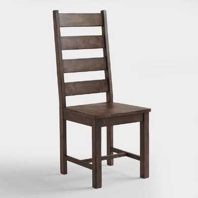 Wood Garner Dining Chairs - World Market/Cost Plus