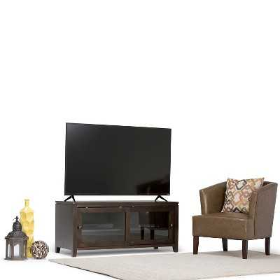 Simpli Home Cosmopolitan TV Media Stand - Target