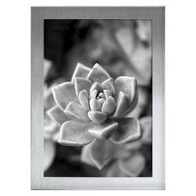Single Image Frame 5X7 Silver Single Mat - Target