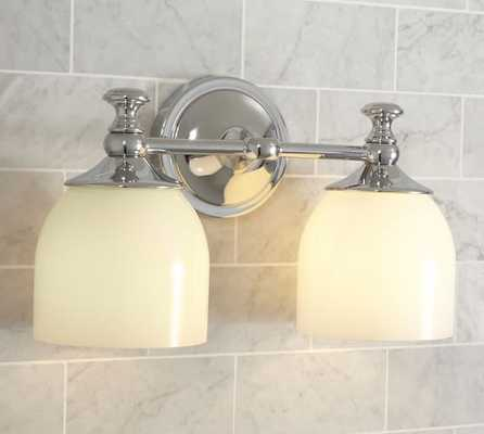 MERCER DOUBLE SCONCE - Pottery Barn