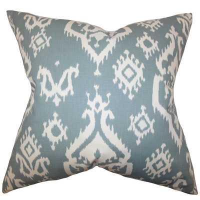 Baraka Ikat Throw Pillow - 18 x 18 - Wayfair