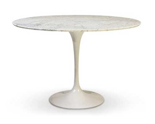 "Mod Made Lily Marble Round Table 35"" - sears.com"