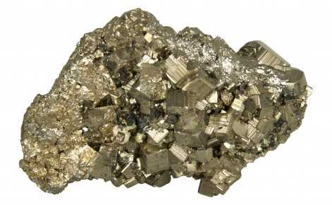 PYRITE CLUSTER - Jayson Home