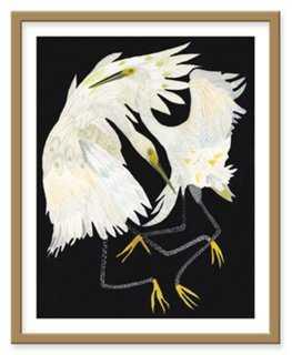 Michelle Morin, Dancing Egrets - One Kings Lane