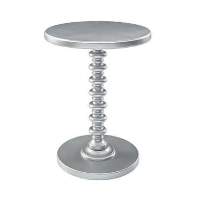 Spindle End Table - Wayfair