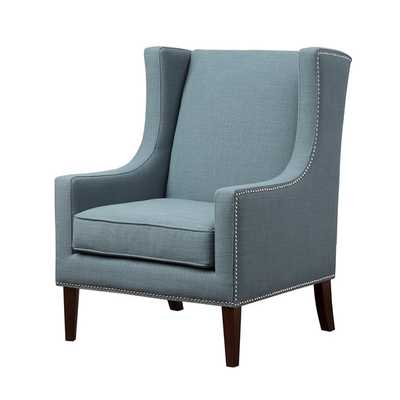 Madison Park Weston Wing Chair - Overstock