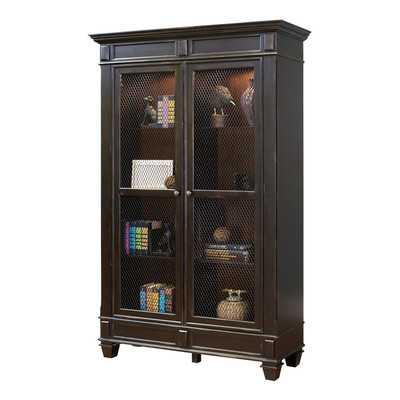 "Hartford Library 78"" Barrister Bookcase - Wayfair"