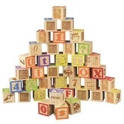 Playskool ABC Blocks - 40 Piece - toysrus.com