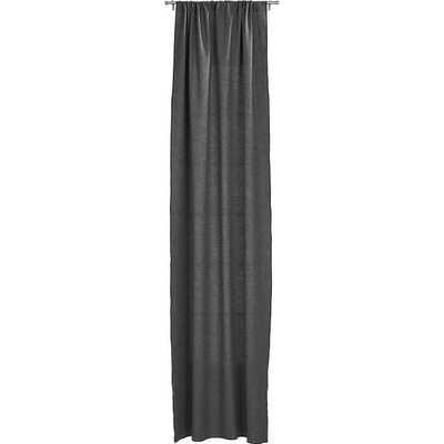 milton curtain panel - CB2