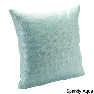 Sparkly Decorative Pillow - Overstock