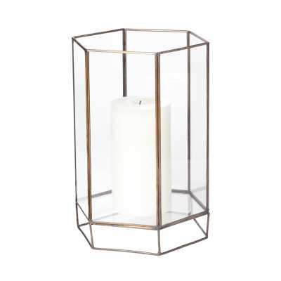 Glass Oriel Hurricane - Small - Rosen Studio