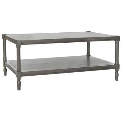 Bela Coffee Table - Grey - Wayfair