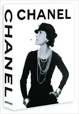 CHANEL: FASHION/ FINE JEWELLERY/ PERFUME (SET OF 3 BOOKS) - app.havenly.com
