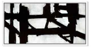 Ilana Greenberg, Out of the Box - 40x20, Framed - One Kings Lane