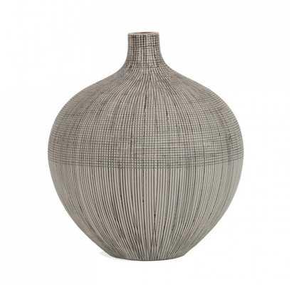 Vortex Vase - Large - GoldLeaf Design Group