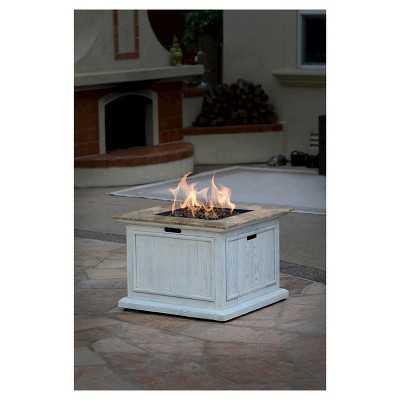 Savannah 20lb Gas Fire Table - Target