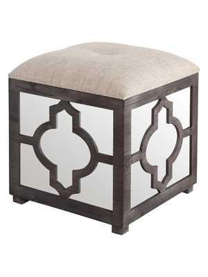 Square Storage Ottoman - gilt.com