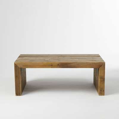 Emmerson Reclaimed Wood Coffee Table - West Elm