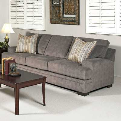 Vermont Sofa - Smoothie Gray - Wayfair