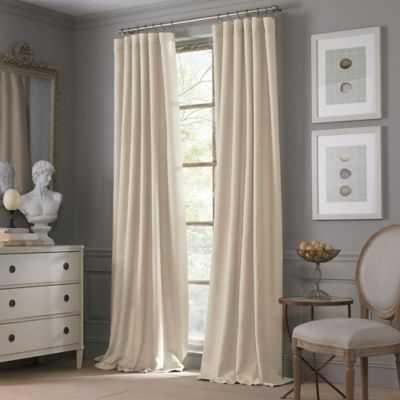 "Valeron Estate Window Curtain Panel-120"" - Bed Bath & Beyond"