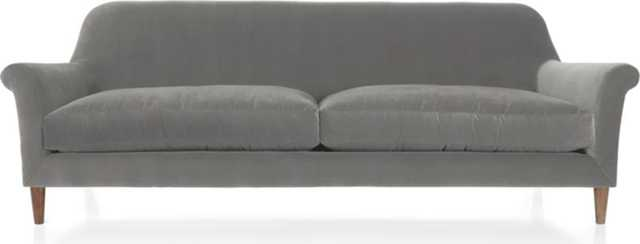 Cullen Sofa - Grey - Crate and Barrel