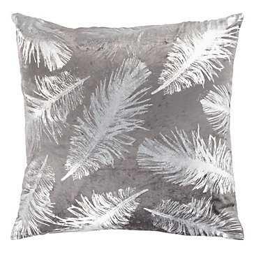 """Pluma Pillow 22"""" - Feather/Down Insert - Z Gallerie"""