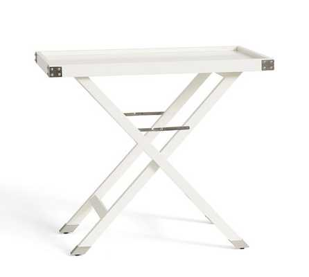 Devon Bar Tray Table - Pottery Barn