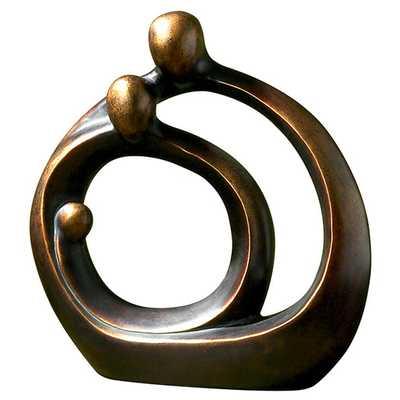 Family Circles Figurine - AllModern