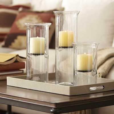 3-Piece Cylinder Candleholder Set - Birch Lane