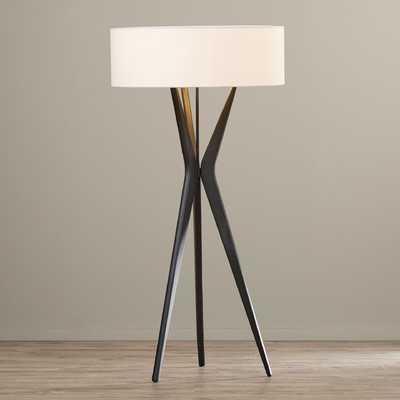 "Jessamine 60.5"" Tripod Floor Lamp - Wayfair"