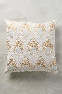 "John Robshaw Lumah 26""Sq. Lavender Pillow - Down fill - Anthropologie"