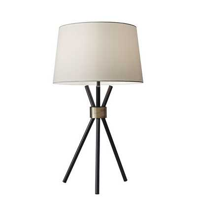 "Pernell 25.5"" Tripod Table Lamp - AllModern"