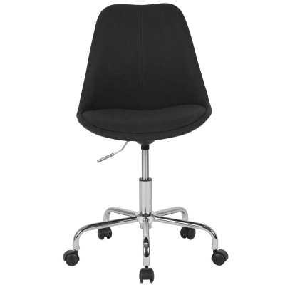 Lorelei Mesh Task Chair - Black - Wayfair