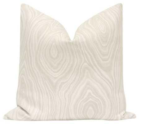 Agate Linen Print // Natural - Little Design Company