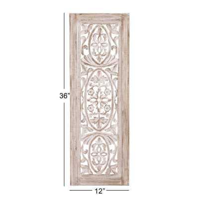 Distressed Wood Peel and Stick Wall Decor - Wayfair