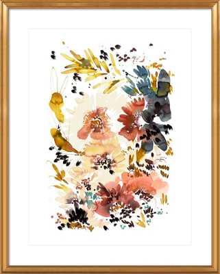 Autumn Garden No.2 by Kelly Ventura for Artfully Walls - Artfully Walls