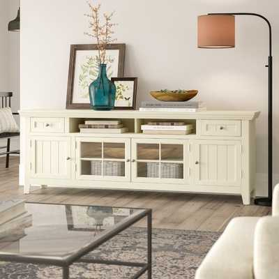 Yates TV Stand for TVs up to 78 - Wayfair